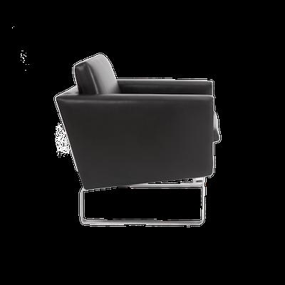 Wegner Ch101 Chair - Italian Leather - Image 2