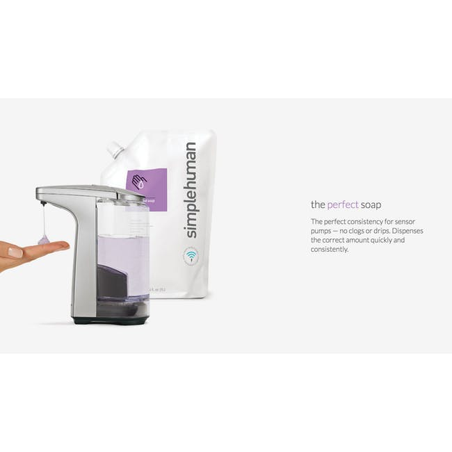 simplehuman HandSoap 1L Refill - Spring Water - 1