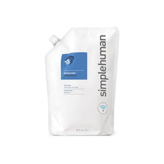 simplehuman HandSoap 1L Refill - Spring Water - 0