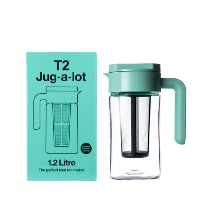 T2 Jug-A-Lot - Aqua (2 Sizes) - 5