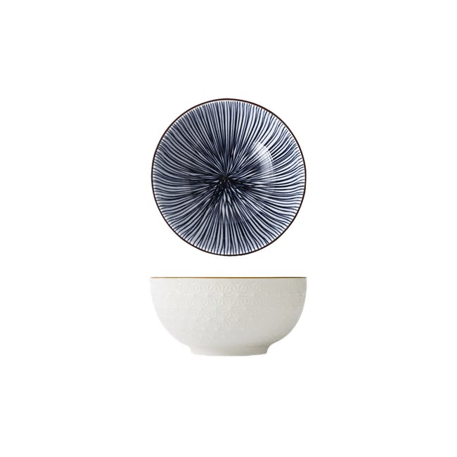 Table Matters Blue Illusion Bowl (3 Sizes) - 0