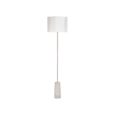 Alyssa Floor Lamp - Copper - Image 1