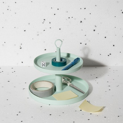 Tiers 3-Level Cake Stand -Mint - Image 2