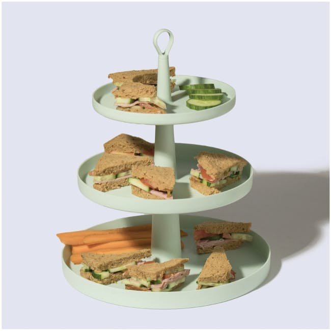 OMMO Tiers 3-Level Stand - Mint - 7