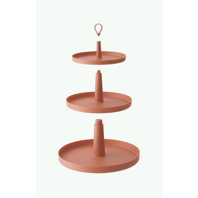 OMMO Tiers 3-Level Stand - Mint - 2