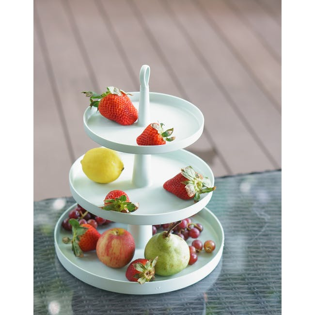 OMMO Tiers 3-Level Stand - Mint - 6