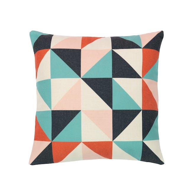 Trippy Cushion Cover - Vivid - 0