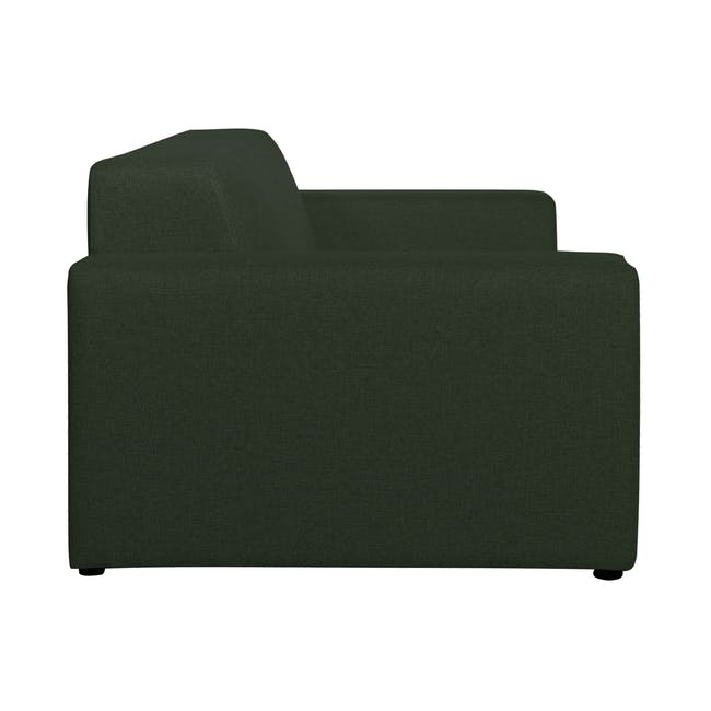 Adam 3 Seater Sofa - Olive - 2