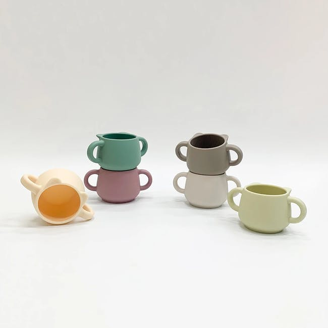 MODU'I Bear Cup 250ml - Cream - 1