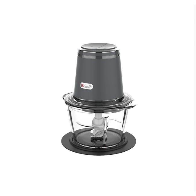 Odette Riviera 500W Food Chopper - Grey - 1