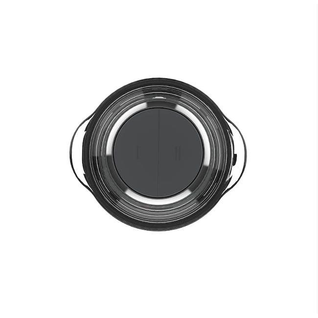 Odette Riviera 500W Food Chopper - Grey - 3