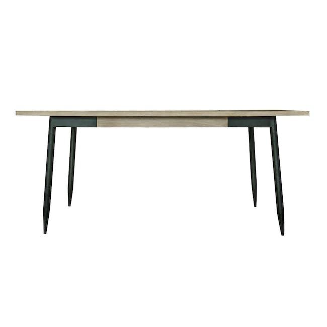 Starck Dining Table 1.6m - 6