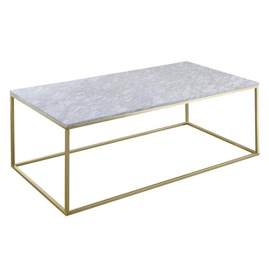 White Marble Coffee Table.Amelia Marble Coffee Table With Amelia Marble Side Table White Champagne