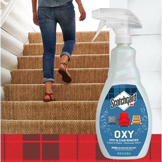 ScotchGard Oxy Spot & Stain Remover for Carpet - 2