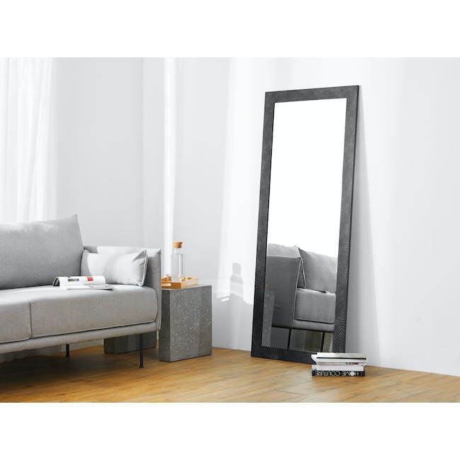 Malse Full-Length Mirror  70 x 170 cm - Black - 1
