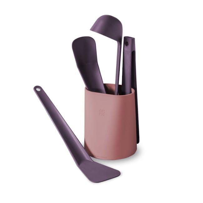 OMMO Tools Ladle - Eggplant - 1