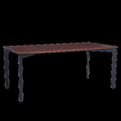 Navid Table 1.8m - Walnut, Black - Image 2