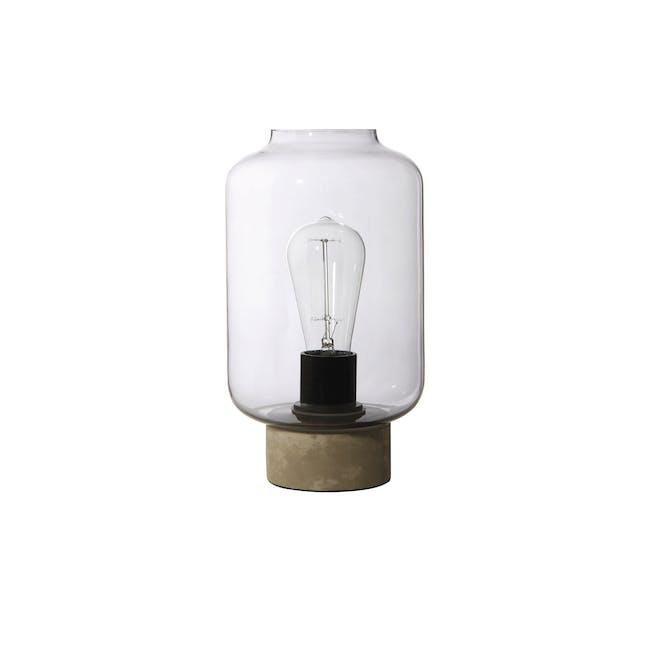 Avis Table Lamp - Concrete - Without Bulb - 0