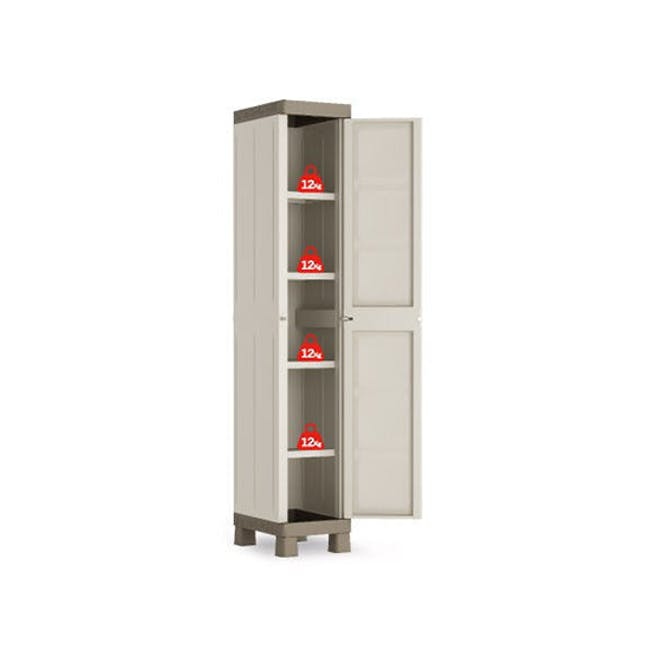 Excellence 1 Door Cabinet - 2