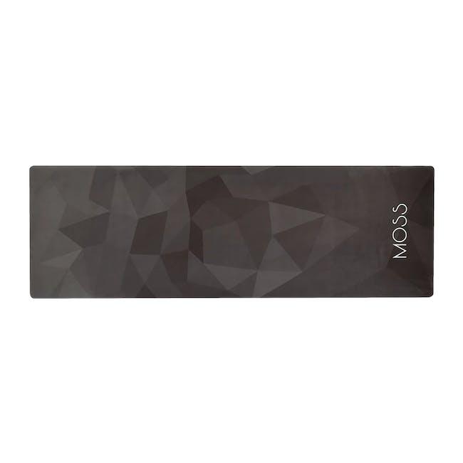 MOSS 2-in-1 Yoga Mat - Midnight - 0