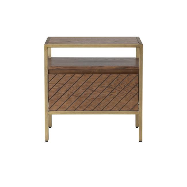 Reagan Bedside Table - 0
