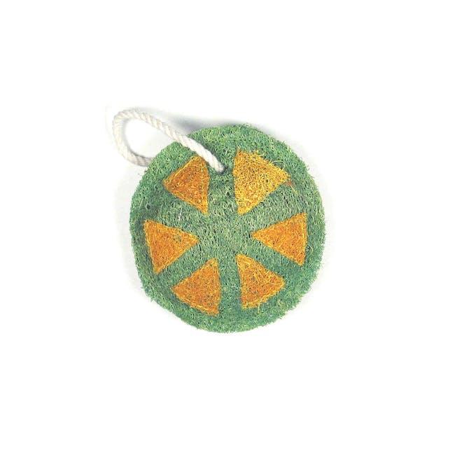 Lime Slice Loofah - 0