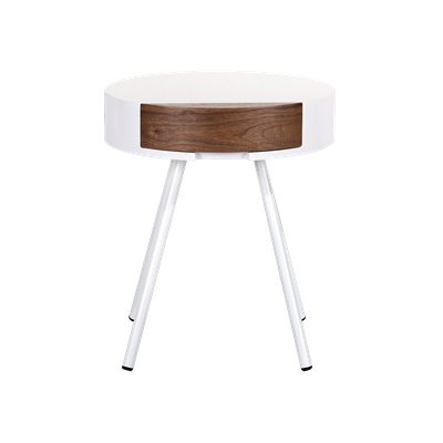 (As-is) Ericia Side Table - White - 1 - Image 2