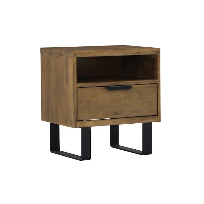 Dakota Bedside Table - 4