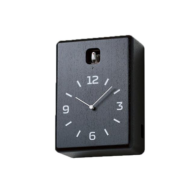 CUCU Clock - Black - 1
