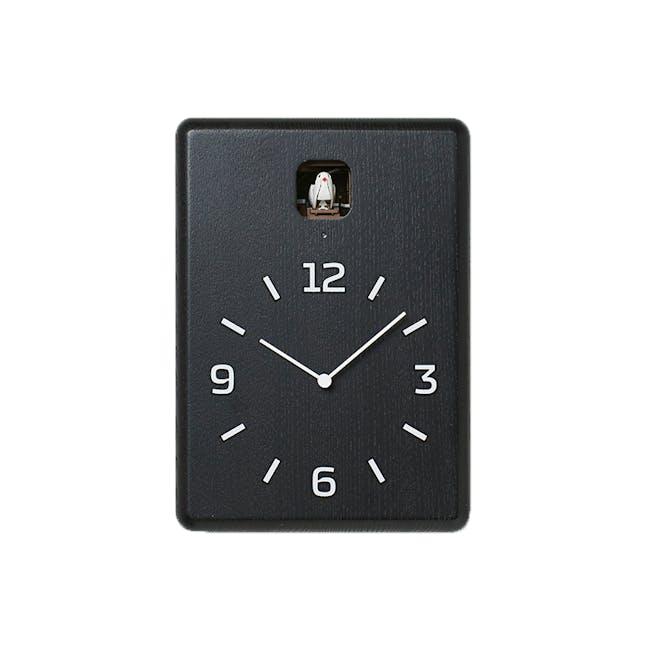CUCU Clock - Black - 0