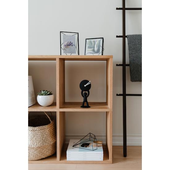 Umbra - Buddy Desk Clock - Black