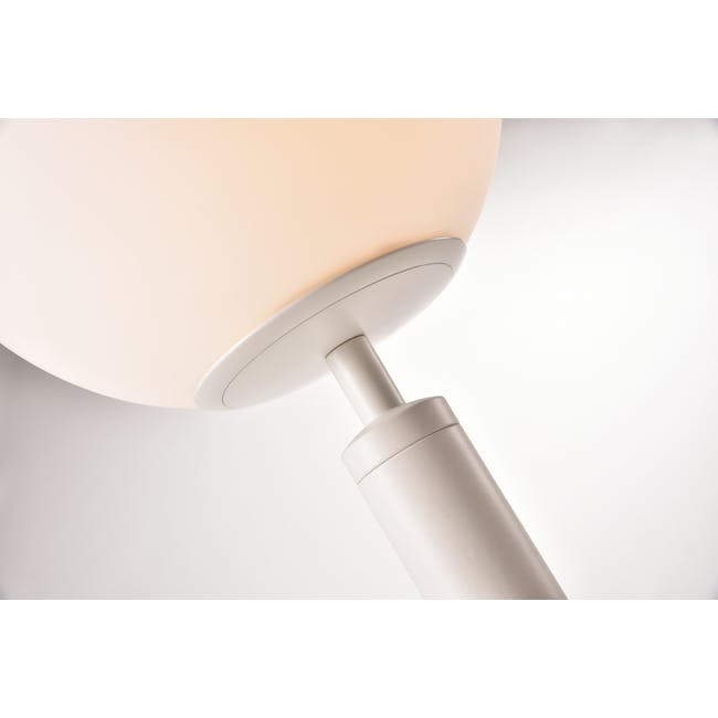 Hilda Table Lamp - White - 3