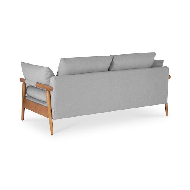 Astrid 2 Seater Sofa - Slate - 4
