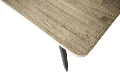 (As-is) Starck Dining Table 2m - 1 - Image 2