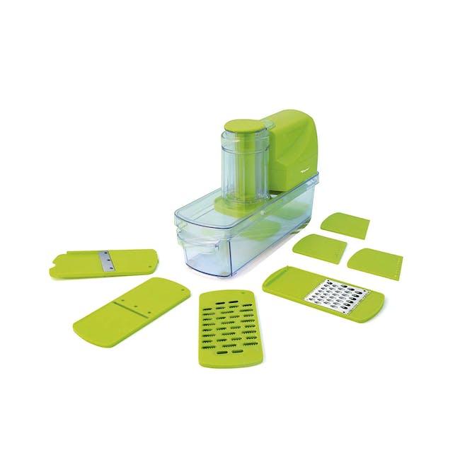 TOYOMI Slicer & Food Processor ES 200 - 0