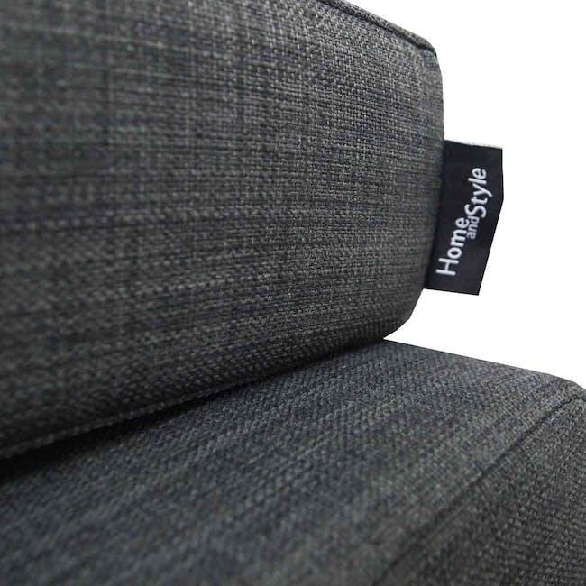 Bowen 3 Seater Sofa Bed - Grey - 5