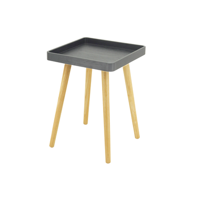 Garrett Side Table - Graphite Grey - Image 1