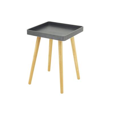 Garrett Side Table - Graphite Grey