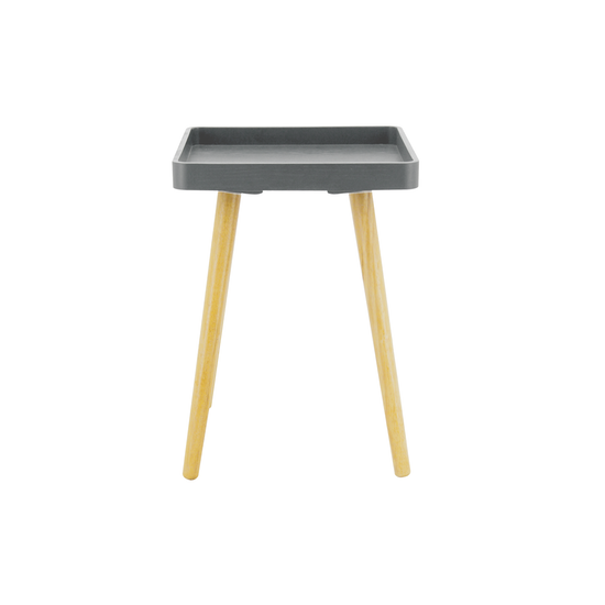 Laholm - Garrett Side Table - Graphite Grey