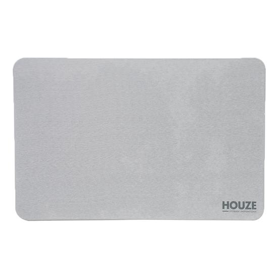 Houze - Diatomite Absorbent Mat - Grey