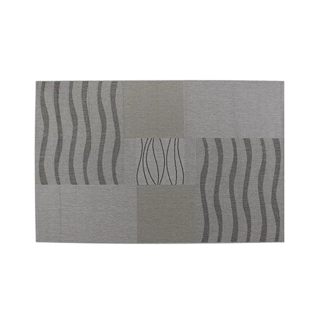 Decora Flatwoven Rug 1.7m x 1.2m - Series of Waves - 0