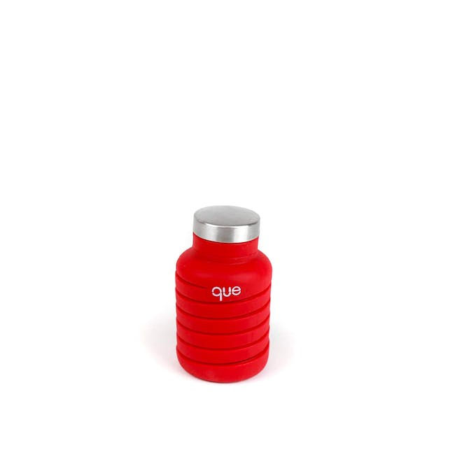 Que bottle - Red - 3