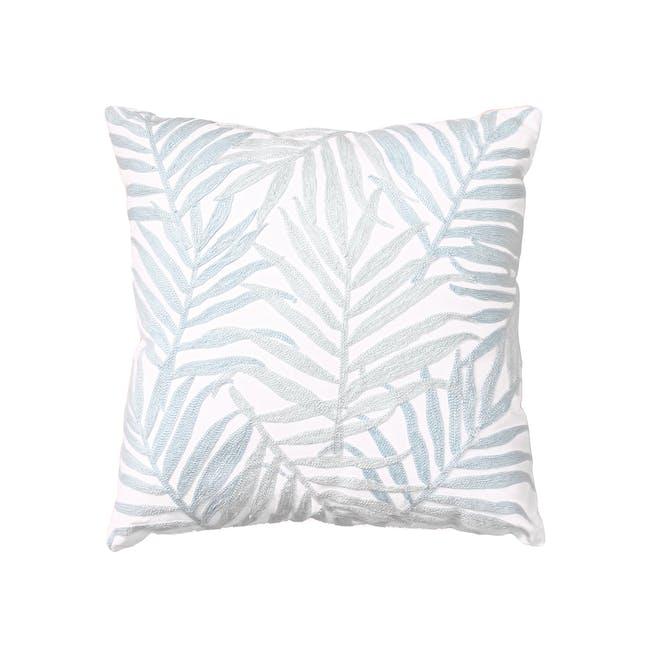 Lazarus Island Throw Cushion - Light Blue - 0