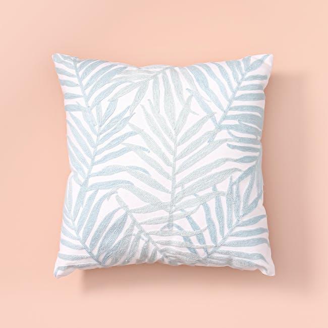 Lazarus Island Throw Cushion - Light Blue - 4