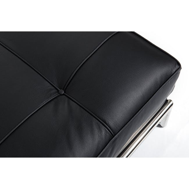 Eileen Grey Daybed Replica - Italian Leather - 7