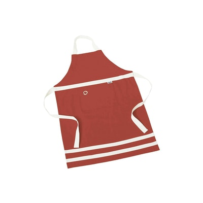 Jamie Oliver Apron - Rustic Red - Image 2