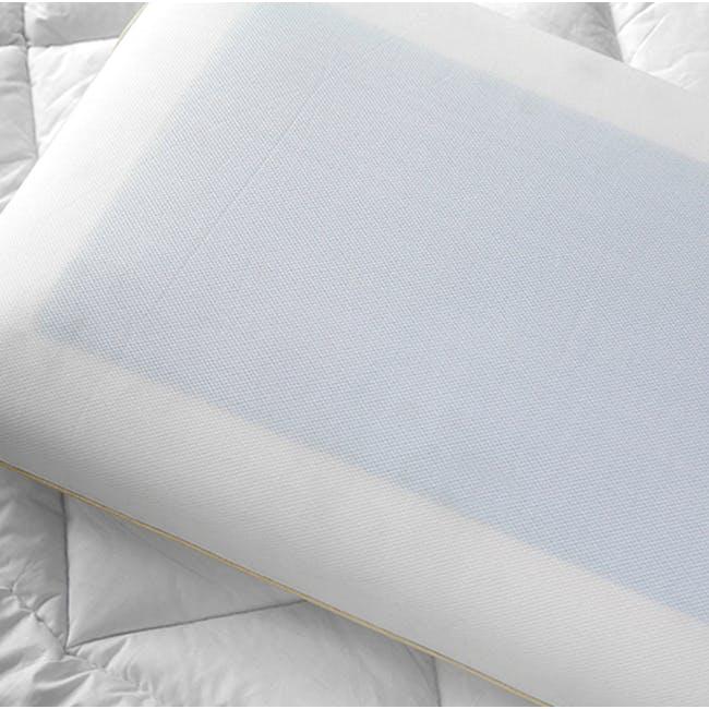Canningvale Cooling Gel Memory Foam Pillow - 1
