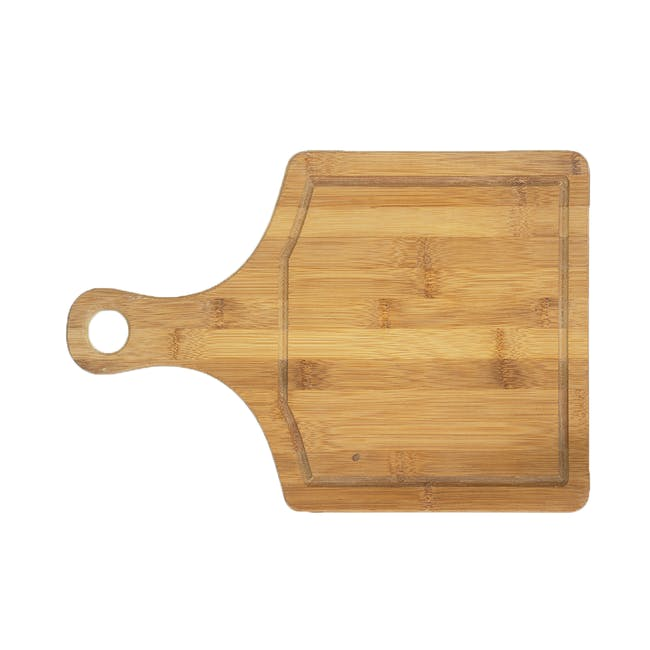 Bamboo Cutting & Serving Board - Small - 0