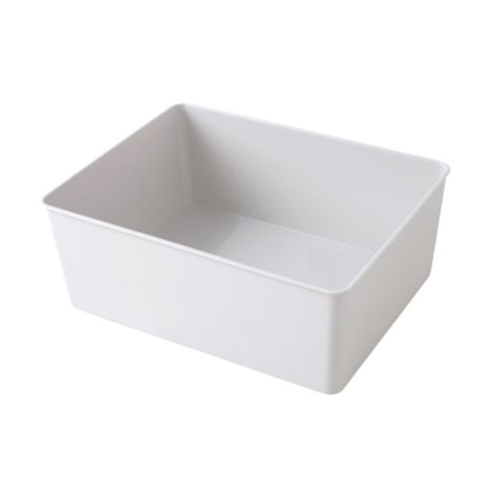 1688 - Paxton Single Compartment Box - Light Grey