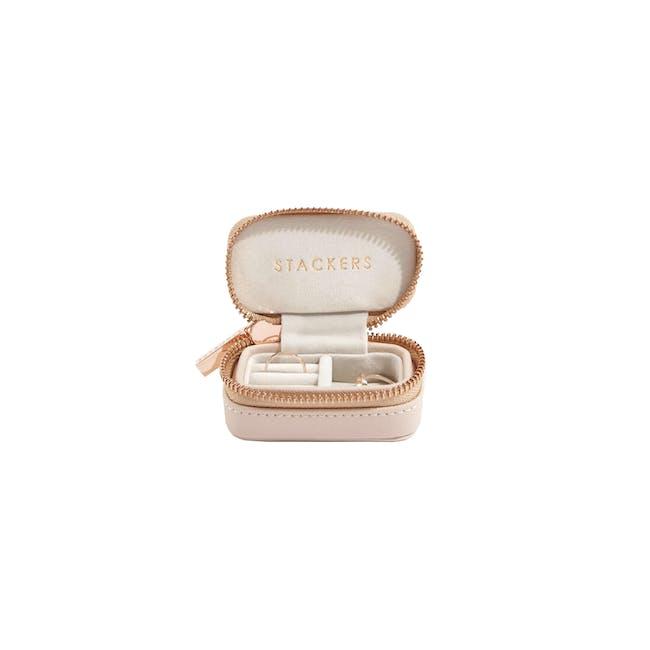 Stackers Petite Travel Jewellery Box - Blush - 0